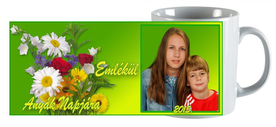 Emlékül Anyák Napjára 2